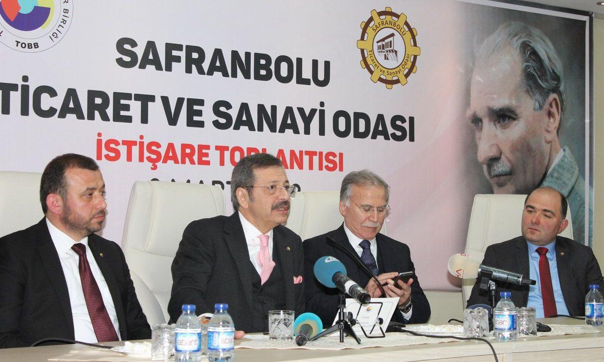 (Turkish) SN.HİSARCIKLIOĞLU ÜYELERİMİZLE BİR ARAYA GELDİ