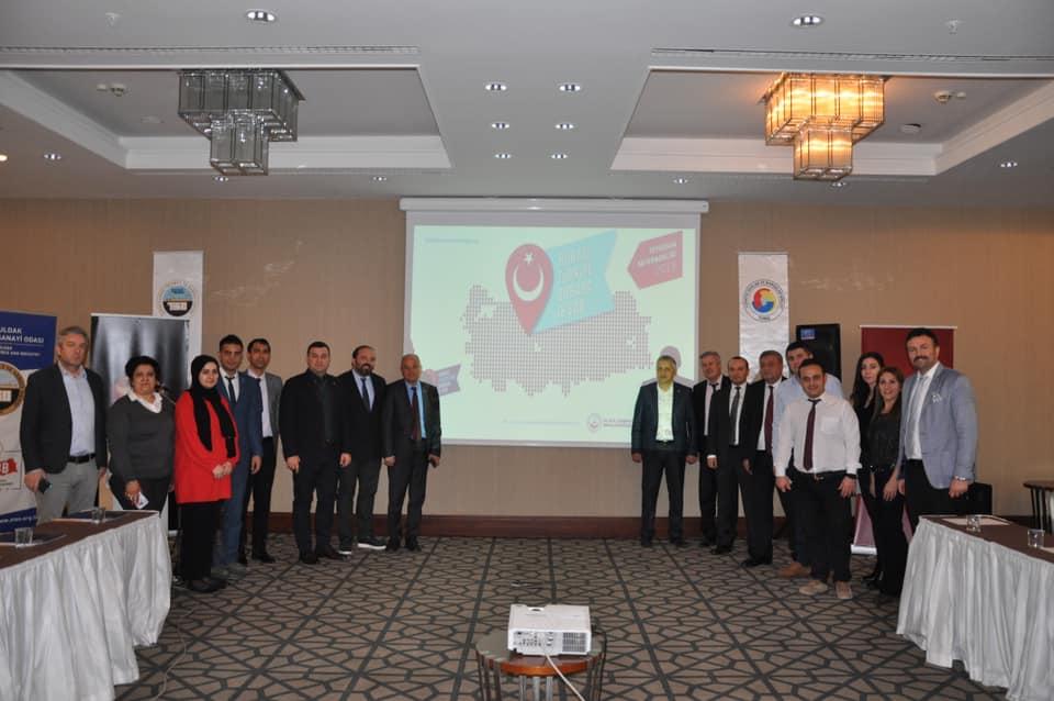 (Turkish) BÖLGESEL PAYLAŞIM TOPLANTISI YAPILDI