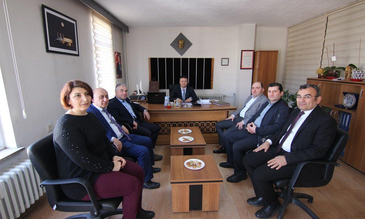 (Turkish) ODAMIZDAN VERGİ DAİRESİNE ZİYARET