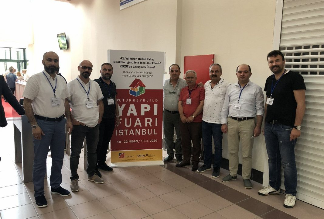 SAFRANBOLU TSO, TURKEYBUİLD YAPI FUARINDA